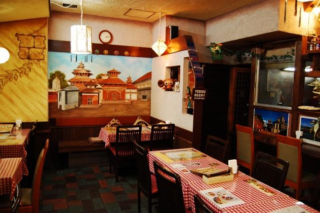 インドネパールレストラン ムナル