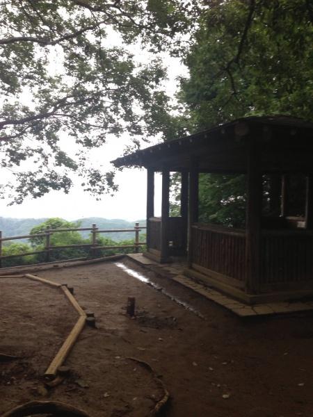 稲荷山展望台