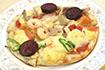 アスカのミックスピザ