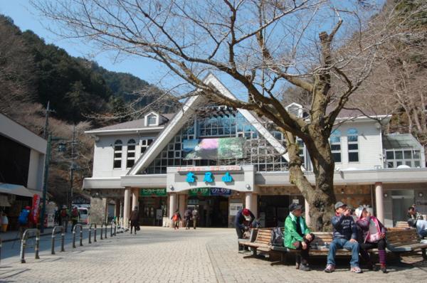 「高尾山 ケーブルカー乗り場」の画像検索結果