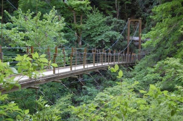 みやま橋(吊り橋) | デート向...