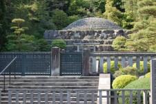 多摩御陵(武蔵陵墓地)