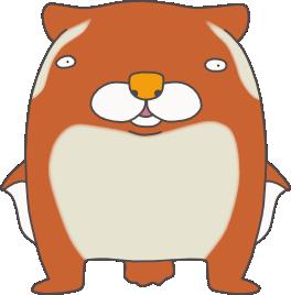 高尾山公認キャラクタームサ尾